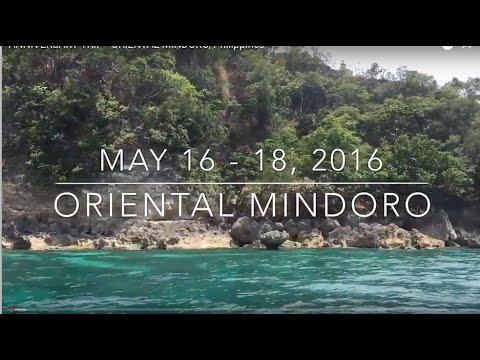 ORIENTAL MINDORO: Puerto Galera, Haligi Beach & more || Philippines (2016) - ANNIV TRIP!