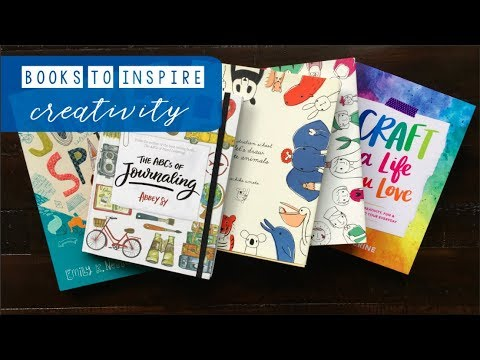5 Books to Inspire Creativity
