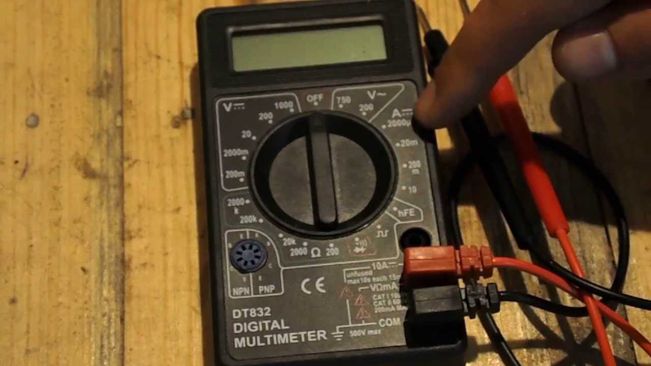 dt-832 мультиметр инструкция на