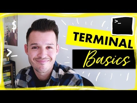 How to use the Command Line | Terminal Basics for Beginners