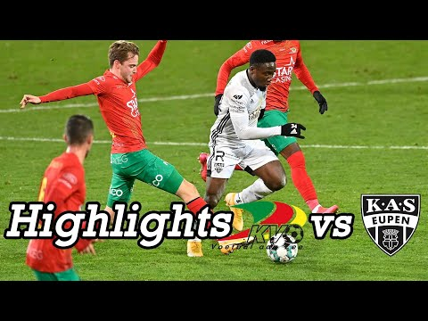 Oostende Eupen Goals And Highlights