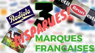 3 Marques françaises disparues