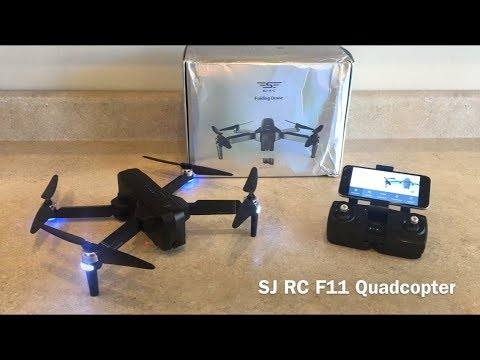 sjrc-f11-drone-review