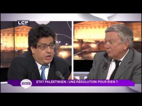 Meyer Habib reconnait qu'il est un agent du mossad !!!