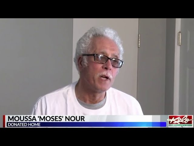 Call To Freedom - Marissa's Housing Project Update -  KELO TV