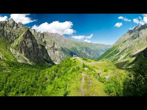 Цейское ущелье ( Цей ) в Северной Осетии как центр рекреационного туризма