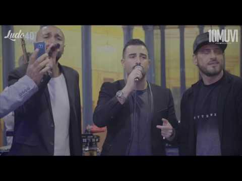 Mr.Hyde, Rosario Miraggio e Gianluca Capozzi Live 40th Ludo Brusco