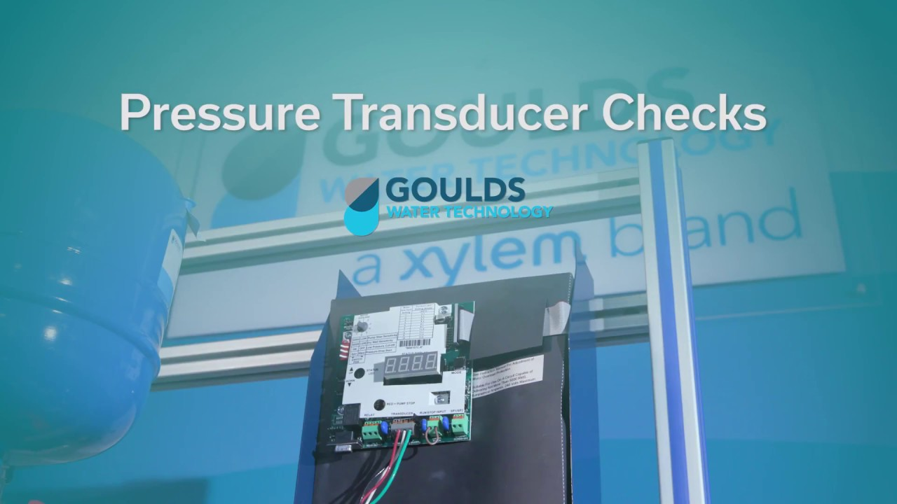 how to tell if a pressure transducer is working properly [ 1280 x 720 Pixel ]