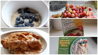 Back To School Breakfast & Lunch Ideas! Thumbnail