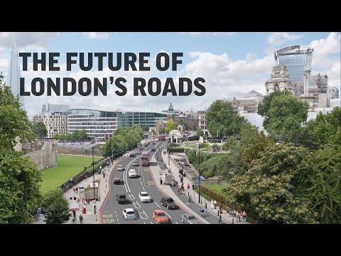 The Future Of London Roads