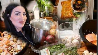 إليكم أشهى طبخات وأفكار لترتيب عشاء رومنسي (حنين )😉خفيف . دخلو معى زيكا للكوزينة