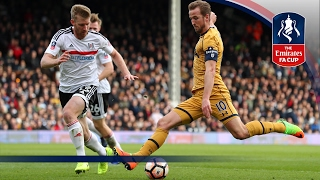 Download Video Fulham 0-3 Tottenham Hotspur - Emirates FA Cup 2016/17 (R5) | Official Highlights MP3 3GP MP4
