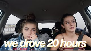 how to survive a 20 hour road trip * you can't * | Olivia Rouyre