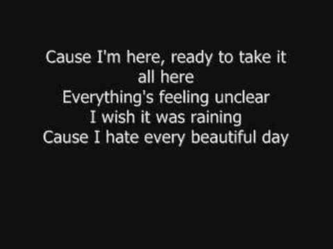 Клип Sugarcult - Hate Every Beautiful Day