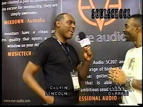 Soul School Television Interview w/Larry Darrel former Rick James Drummer (Long)