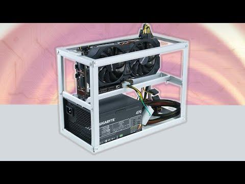 Make your own eGPU - Desktop GPU to Laptop // Full Guide