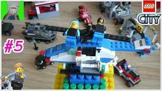#5 Мультик Лего город и Полицейский вертолёт #LEGO  #лего сити полиция  #Legocity  Ваня Супер Гонщик(Часть 5 #Мультик LEGO. Молодой сотрудник ТОМ патрулирует город на полицейском вертолёте. В этот день он поймае..., 2016-08-03T10:47:30.000Z)