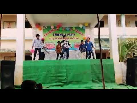 Ranu Ranu Antunechinnadho Dj Dance Performance