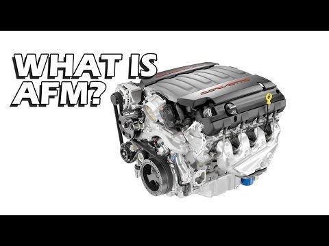 2016/2017 Camaro Active Fuel Management (AFM)