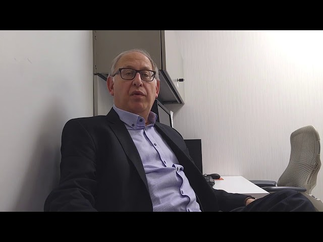 Dr. Ilan Lebovitch speaks about surgery with Dr. Tewari