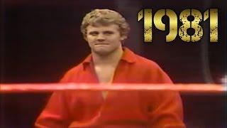 Top 50 WWE Superstars - 1981 Power Rankings