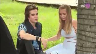 Никита Киоссе (MBAND)  принял участие в съемке дебютного клипа Алексии (RU Новости)