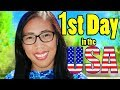 1st Time Filipino Girl goes To USA & This Happened to Her!