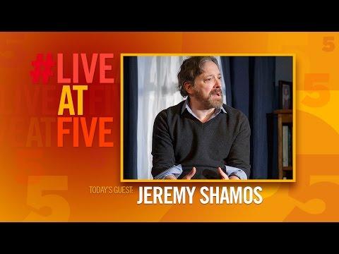 Broadway.com LiveatFive with Jeremy Shamos of IF I FORGET