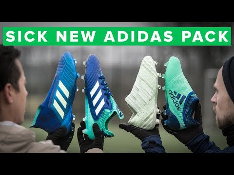 adidas Deadly Strike Play Test - new football boots for Pogba & Co.