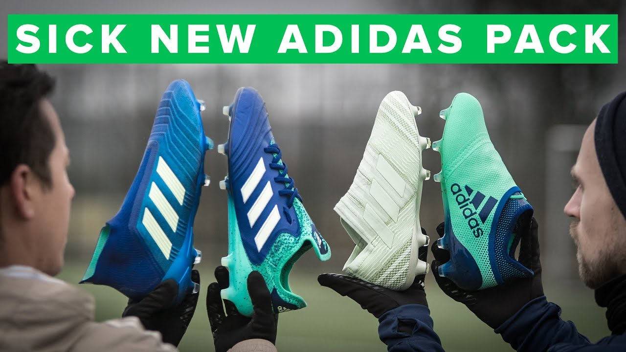 size 40 9e952 7e879 adidas Deadly Strike Play Test - new football boots for Pogba   Co.