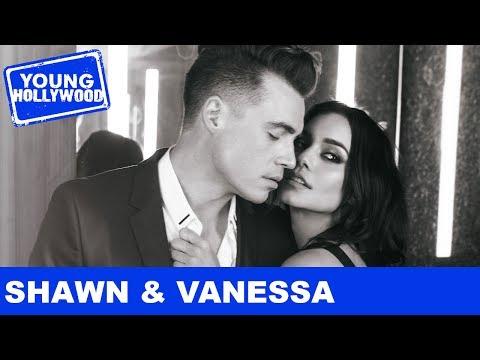 Vanessa Hudgens & Shawn Hook Talk About Heartbreaks!