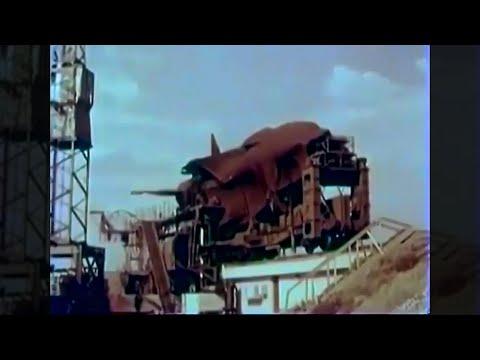 Буря, сверхзвуковая двухступенчатая межконтинентальная крылатая ракета часть2, 1959