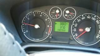 видео Обороты Форд Фокус. Плавающие обороты на 1,8л. Решение. ЧаВо 14-2