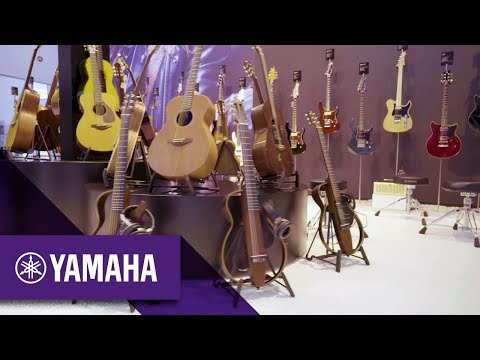 IFA 2019 | Silent Technology, Musical Instruments | Yamaha Music