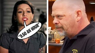 Strange Requirements To Work At The Pawn Shop (Pawn Stars)