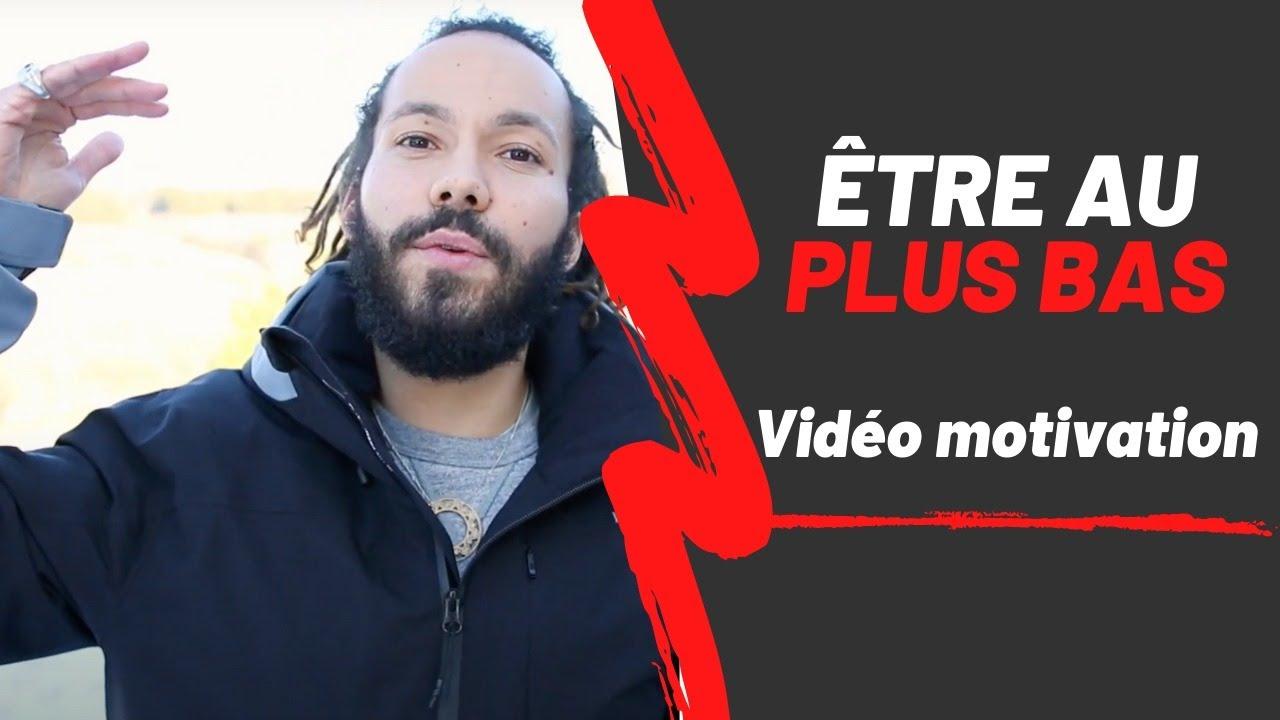 Etre au plus bas est un AVANTAGE (vidéo motivante) - YouTube