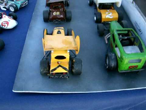 Supermodified stockcar  models from Tri-state racing association Indiana, Willie Stutzman 88