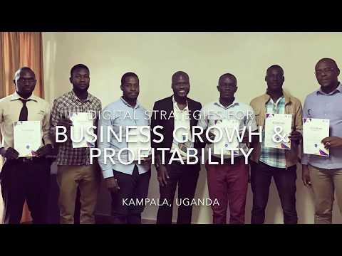RHICS Uganda Digital Strategies Training
