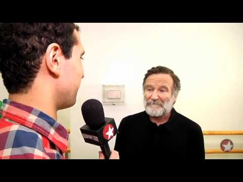 """On the Scene: Meet Robin Williams and the Stars of """"Bengal Tiger at the Baghdad Zoo"""""""