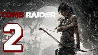Фото Прохождение Tomb Raider на Русском 2013   Часть 2 Матиас