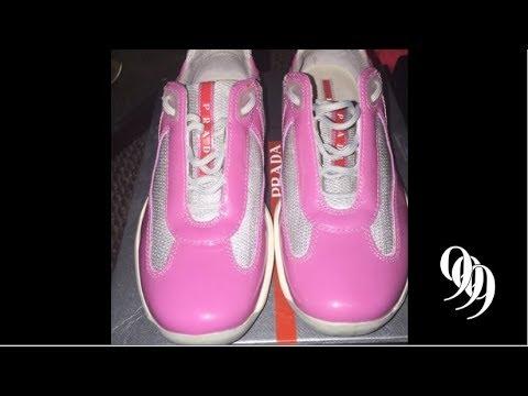 Pink Prada Shoes \u0026 a Burberry Trench