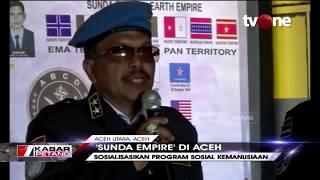 Tak Hanya di Bandung, 'Sunda Empire' Kembangkan Sayap Hingga ke Aceh