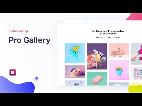 Elementor Pro Gallery Widget: The Best Image Gallery Solution For WordPress