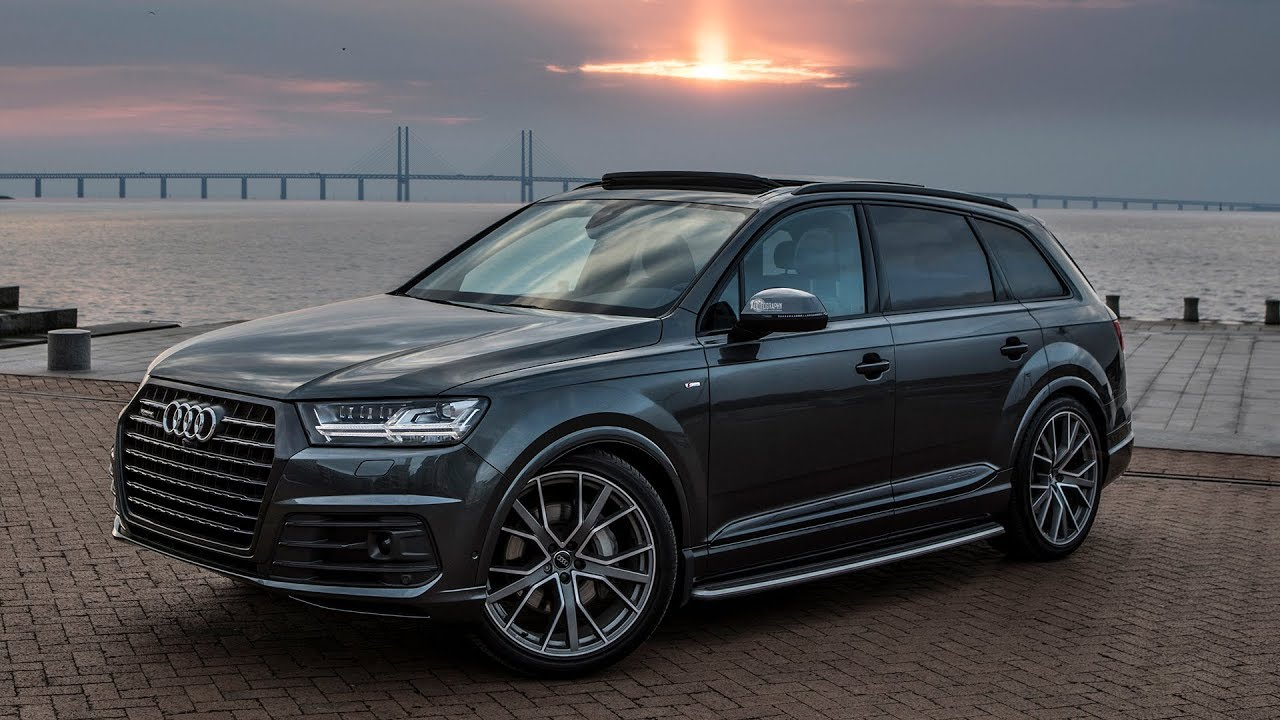 The BEST Looking Nd Gen AUDI Q So Far AUDI Q Performance - 2018 audi q7