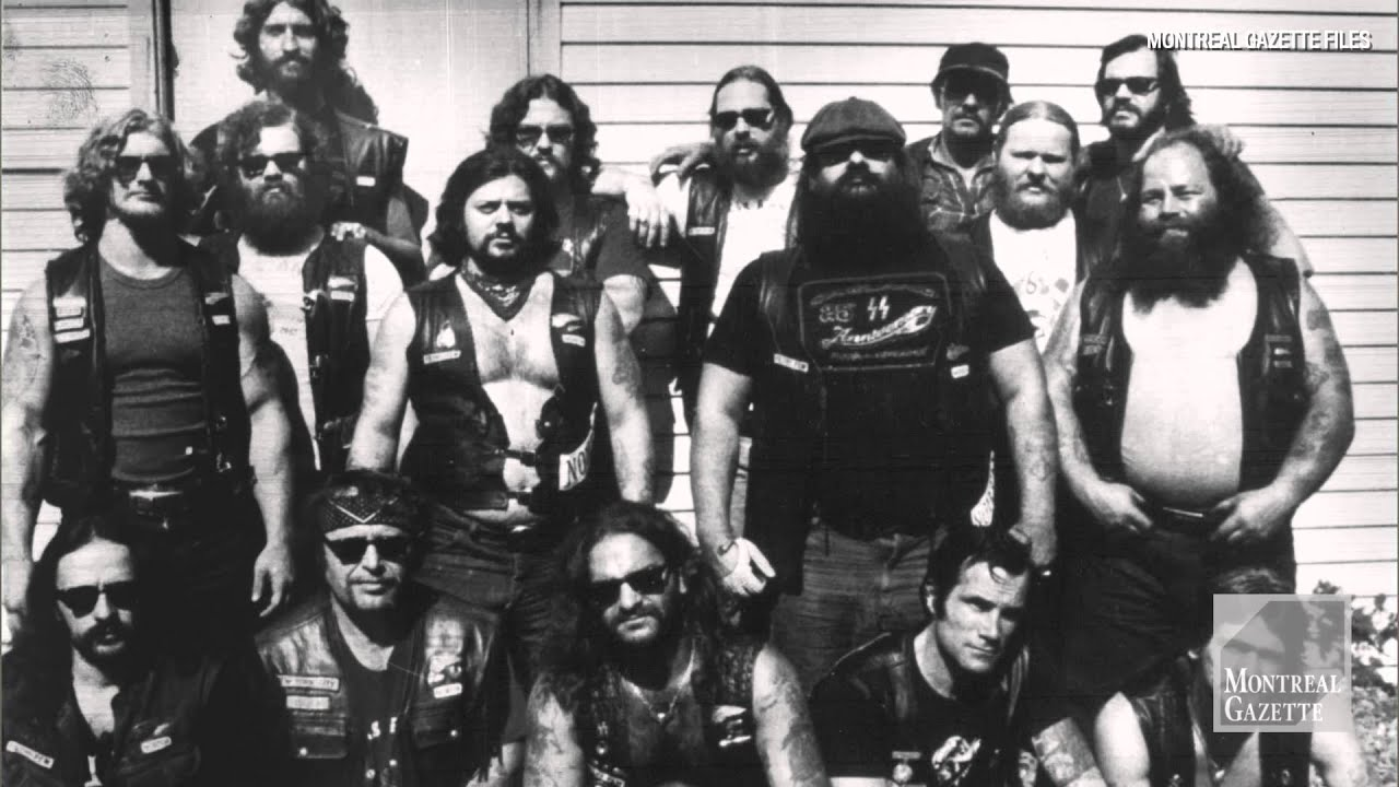 Hells Angels Lennoxville purge 30th anniversary