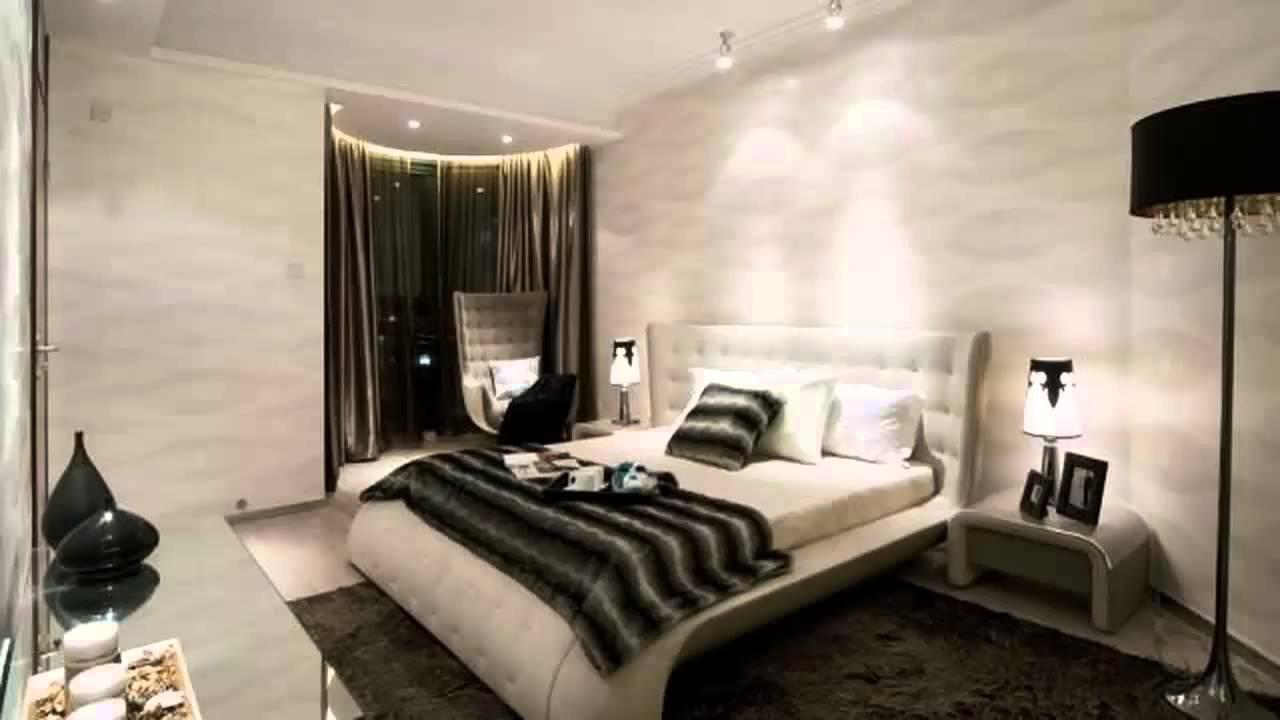 اجمل غرف نوم عصرية 2014       YouTube