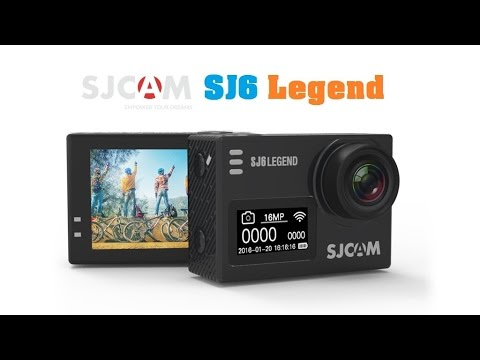 SJCam SJ6 Legend Review - Part 1