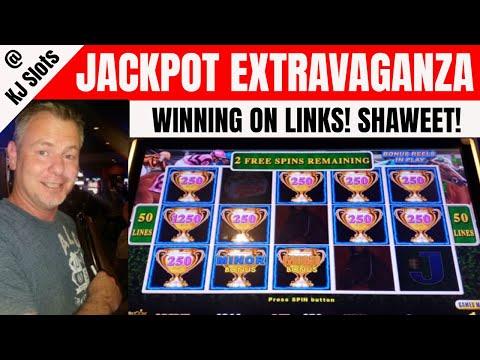 Lightning Link JACKPOT - Kings of Cash Bonus Win - Wheel of Wealth Slot Machine Jackpot Bonus Win