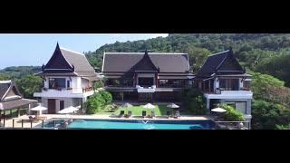 Thailande-Villa de luxe à louer à Phuket - JFTB Immobilier Phuket