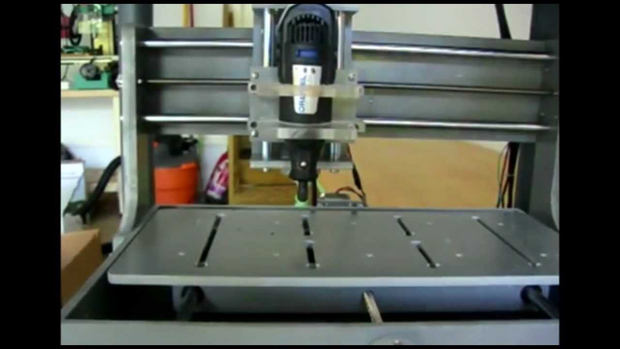 "Milling Machine For Sale >> Zen Toolworks DIY CNC 3D Printer / Milling Kit 7x12"" - YouTube"